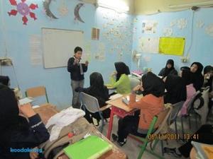 سوادآموزی کارکردی با کودکان کار و محروم
