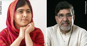 دو فعال حقوق کودکان برندگان جایزه صلح نوبل ۲۰۱۴
