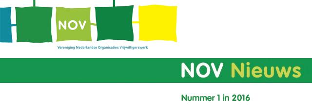 NOV Nieuws nummer 1 in 2016. Lees het laatste nieuws!