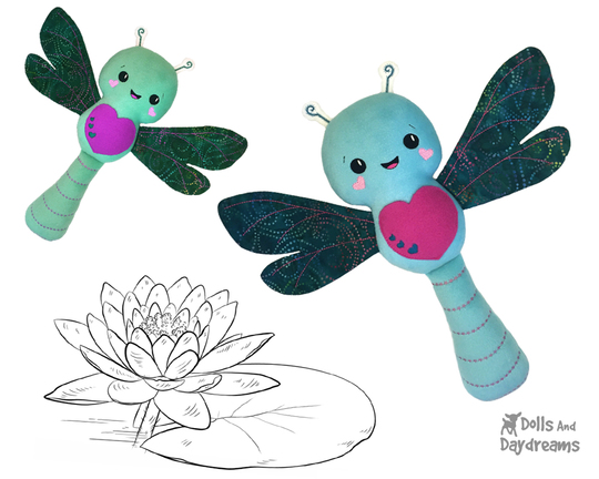 embroidery-machine-dragonfly-pattern